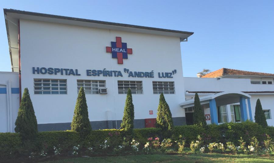 hospitalet i Brasilen