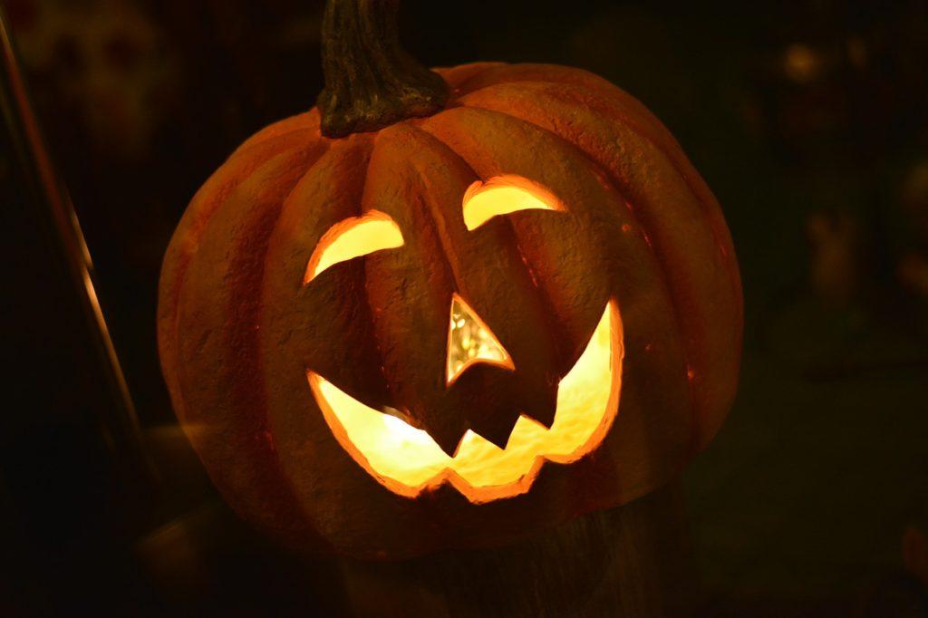 Glædelig halloween!