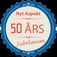 50 års logo